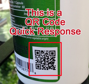 This QR Code Square Can Help You Get Information FAST
