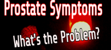 prostate symptoms problems